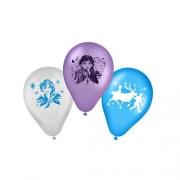 Balão Nº9 Frozen c/25 - Regina