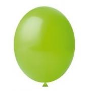 Balão Nº9 Verde Limão c/30 - Happy Day