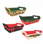 Bandeja Grande Natal (Modelos Sortidos) - Mf Embalagens