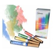 Bastão De Fumaça Médio 37mm (Cores Sortidas) - Piromax