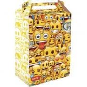Caixa Surpresa Emoji c/8 - Festcolor