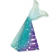 Caixa Surpresa Festa Sereia c/8 - Festcolor