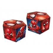 Caixa Surpresa Spider Man c/8 - Regina