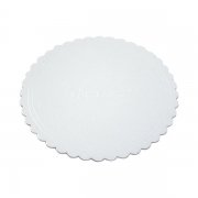 Cake Board Nº26 Branco - Curifest