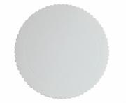 Cake Board Nº28 Branco - Curifest