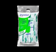 Canudo Bio Comum Sache c/100 - Strawplast