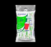 Canudo Bio Shake Sache c/100 - Strawplast