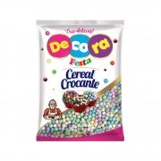 Cereal Crocante Colorido Candy 500g - Decora