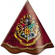 Chapéu de Aniversário Harry Potter c/8 - Festcolor