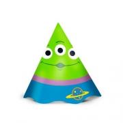 Chapéu de Aniversário Toy Story 4 c/08 - Regina