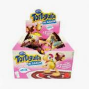Chocolate Tortuguita Tri Sabor c/24 - Arcor