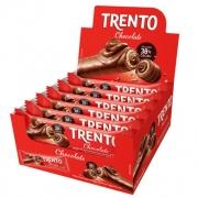 Chocolate Trento Sabor Chocolate Caixa c/16 - Peccin
