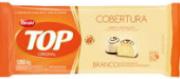 Cobertura chocolate top branco barra harald 1,050kg