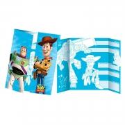 Convite Aniversário Toy Story c/8 - Regina