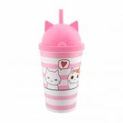 Copo Baby Animais Cat 350ml - Neoplas