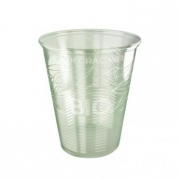 Copo Biodegradável c/100 200ml - Copobras