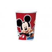 Copo de Papel Mickey 180ml c/8 - Regina