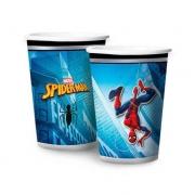 Copo de Papel Spider Man 180ml c/12 - Regina