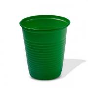 Copo Descartável Verde Escuro 200ml c/50 - Kaixote