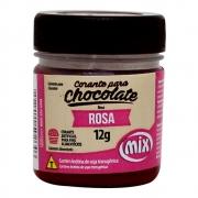 Corante Para Chocolate Rosa 12g - Mix