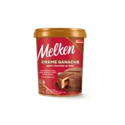 Creme Ganache De Chocolate ao Leite 1kg - Melken Harald