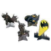 Decoração de Mesa Batman Geek c/8 - Festcolor