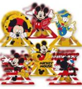 Decoração de Mesa Mickey Mouse c/6 - Regina