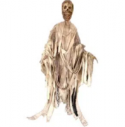 Espantalho Múmia De Pendurar Decorativo 150cm - Matsumoto