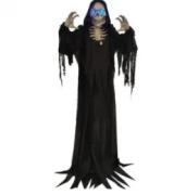 Esqueleto Em Pé Com Luz e Som 120x197cm - Matsumoto