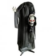 Esqueleto Em Pé Com Luz e Som 1,5x1,2cm - Matsumoto