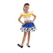 Fantasia Feminina Jessie Toy Story G - Regina