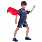 Fantasia Infantil Vingadores Thor Curta M - Regina