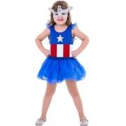 Fantasia Pop Heroína Avengers G - Global