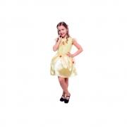 Fantasia Pop Princesa Bela P - Regina