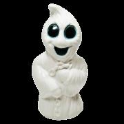 Fantasminha Plástico Halloween c/3 Unidades