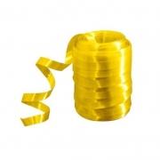 Fitilho Plástico 50m Amarelo Canário