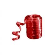Fitilho Plástico 50m Vermelho