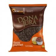 Flocos Gourmet Sabor Chocolate 500g - Dona Jura