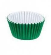 Forminha p/Doce Verde Bandeira N5 c/100 - Junco