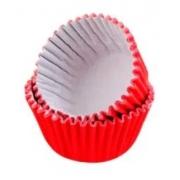 Forminha p/Doce Vermelha N4 c/100 - Junco