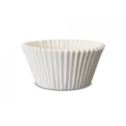 Forminha p/Mini Cupcake Branca c/54 - Ultrafest