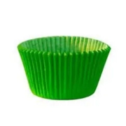 Forminha p/Mini Cupcake Verde c/54 - Ultrafest