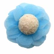 Forminha Para Doce Crepom Azul Claro c/40 - Scaranelo