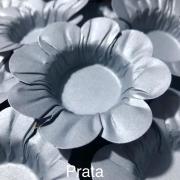 Forminha Para Doce Prata c/50 - Scaranelo