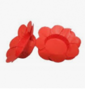 Forminha Para Doce Vermelha c/50 - Scaranelo