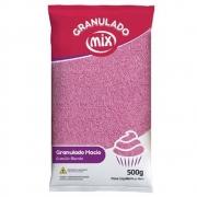 Granulado Macio Rosa 500g - Mix