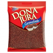 Granulado Macio Sabor Chocolate 1,005kg - Dona Jura