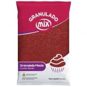 Granulado Macio Vermelho 500g - Mix