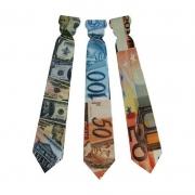 Gravata Dinheiro c/10 - Festança