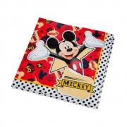Guardanapo 25x25 c/16 Mickey - Regina